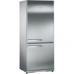 Combina frigorifica Severin KS 9773, Clasa A++, 179 KWh/an, 227L, Argintiu