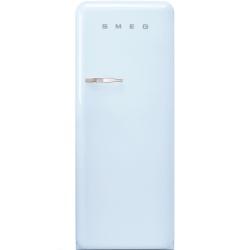 Frigider cu 1 usa SMEG FAB28RAZ1, No Frost, Clasa A++, 222L, albastru pastel