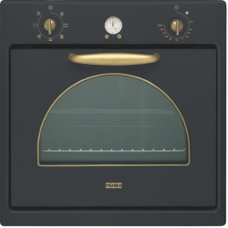 Cuptor incorporabil Franke Country CM 65 M CO, 60cm, volum 59l, 7 functii, grill electric, ramato