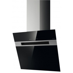 Hota decorativa Elica Stripe Lux WH/A/60, 60 cm, 735 m3/h, alb