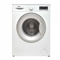 Masina de spalat haine Haier HW60-10F2S, A++, 171 kWh/an, 6 kg, alb