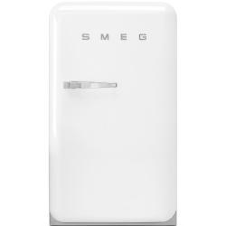 Frigider cu 1 usa sub blat Retro SMEG FAB10RB, Clasa A+, 120L, alb