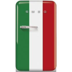 Frigider cu 1 usa Retro SMEG FAB10HLIT, Clasa A+, 130L, Italia