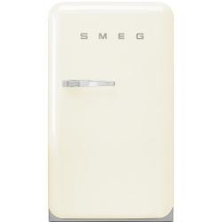 Frigider cu 1 usa Retro SMEG FAB10HLP, Clasa A+, 130L, crem