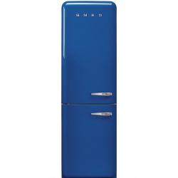 Combina frigorifica SMEG FAB32RBLN1, No Frost, Clasa A++, 304L, albastru