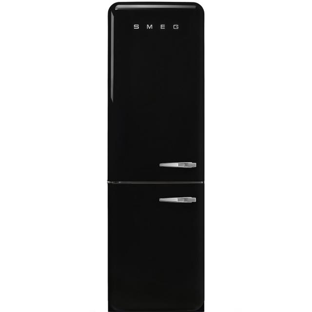 Combina frigorifica SMEG FAB32LXN1, No Frost, Clasa A++, 304L, argintiu