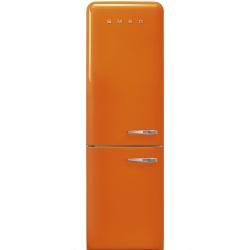 Combina frigorifica SMEG FAB32LNEN1, No Frost, Clasa A++, 304L, negru