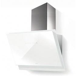 Hota decorativa Faber Black Tie BRS BK A80, 80 cm, 700 m3/h, sticla neagra / inox
