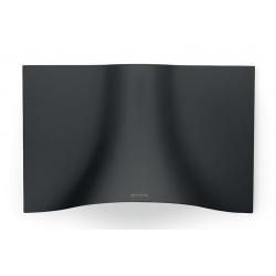 Hota decorativa Faber Vanity EG6 WH A80, 80 cm, 570 m3/h, sticla alba