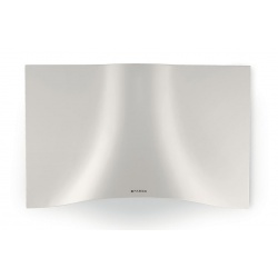 Hota decorativa Faber Veil WH A90, 90 cm, 700 m3/h, alb