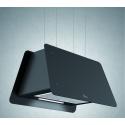 Hota design suspendata Baraldi Lady 01LAD070BL80, 70 cm, 800 m3/h, negru