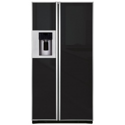 "Side by side IOMABE Luxury ""K"" Series ORE24CGFFKB, clasa A+, 572 l, No Frost, Negru oglinda"