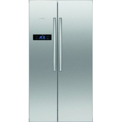 Side by Side BOMANN SBS2192IX, Clasa A+, 510L, Total No Frost, inox