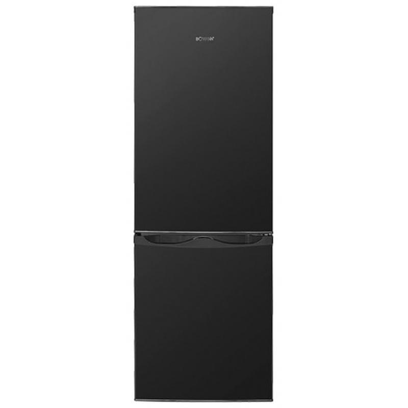 Combina frigorifica BOMANN KG320.1, Clasa A++, 165L, negru
