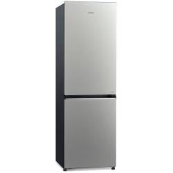 Combina frigorifica Hitachi R-B410PRU6(INX), 330 L, clasa A++, 219 kWh/an, No Frost, Inox