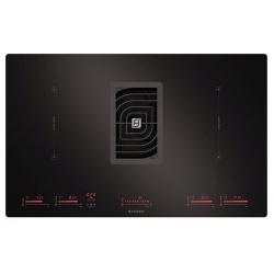 Hota incorporabila Downdraft Faber Hoo-B BK, 52 cm, 600 m3/h, sticla neagra