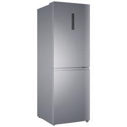 Combina frigorifica Haier C3FE732CSJ, 311 l, Clasa A++, No Frost, H 177 cm, Inox