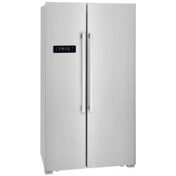 Side by Side Exquisit SBS550-4A, Clasa A++, 514L, No Frost, Twist Ice Maker, alb