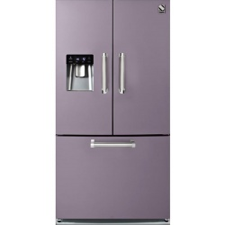 Side by Side Steel Genesi GFR9F , Clasa A+, 536L, No Frost, Dispenser Apa, Twist Ice Maker, inox