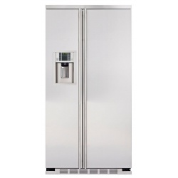 """Side by side IOMABE Exclusive """"V"""" Series ORE24VGFSS3E, clasa A+, 528 l, No Frost, inox"""