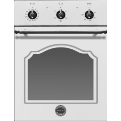 Cuptor incorporabil Ardesia HSN060BC, 45cm, 45l, cuptor electric multifunctional, grill electric, negru mat