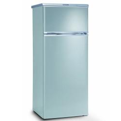 Combina frigorifica Severin KS9761,Clasa de eficiență energetică A+,argintiu