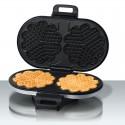Waffle maker Steba WE 30,1300W,argintiu/negru