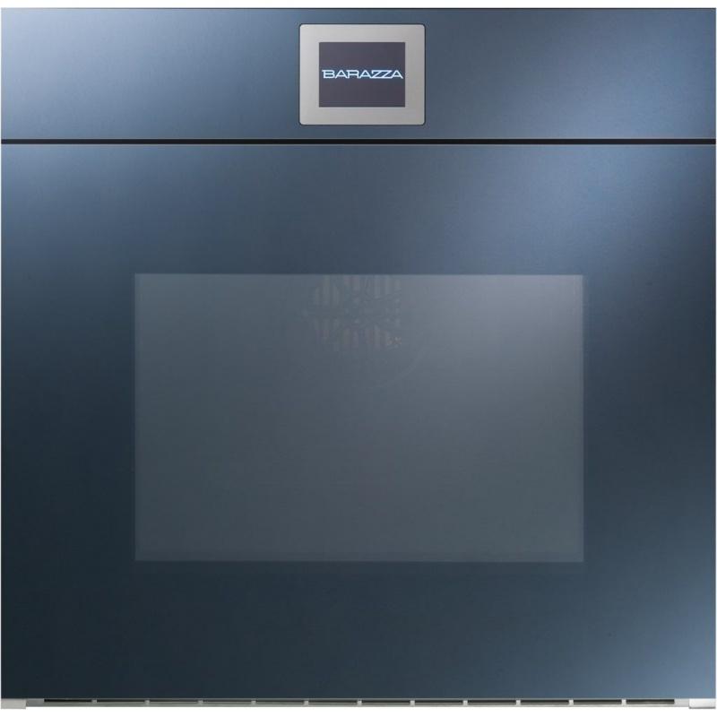 Cuptor incorporabil Barazza Velvet 1FVLTS 60 cm 65l touch screen deschidere automata convectie mirror