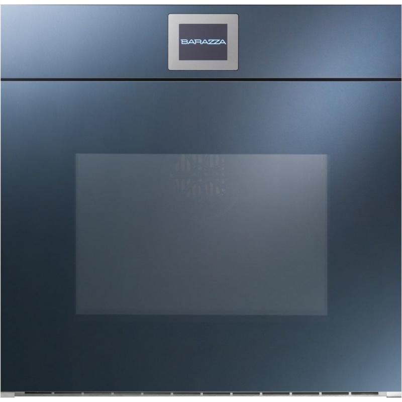 Cuptor incorporabil Barazza Velvet 1FVLTSS 60 cm 65l touch screen deschidere automata pe partea stanga convectie mirror