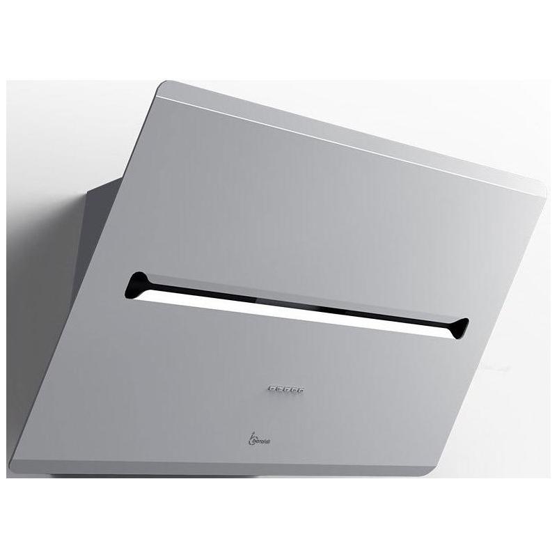 Hota design Baraldi One 01ONE090WH80, 90 cm, 800 m3/h, alb