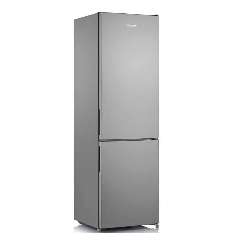 Combina frigorifica Severin KGK 8910, Clasa A++, 189 KWh/an, 249 L, inox