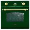 Cuptor incorporabil ILVE Country 600CE3, 60 cm, cuptor electric, 60 lt, grill electric, cupru