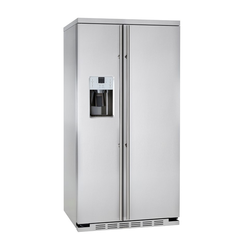 Side by side incorporabil IOMABE Global Series ORGS2DFF60, clasa A+, 549 l, No Frost, Inox