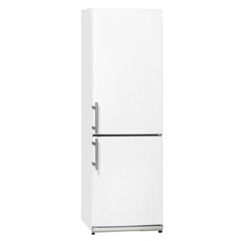 Combina frigorifica Exquisit KGC 34.2 A+++ STG, Clasa A+++, 302 L, No Frost, Alb