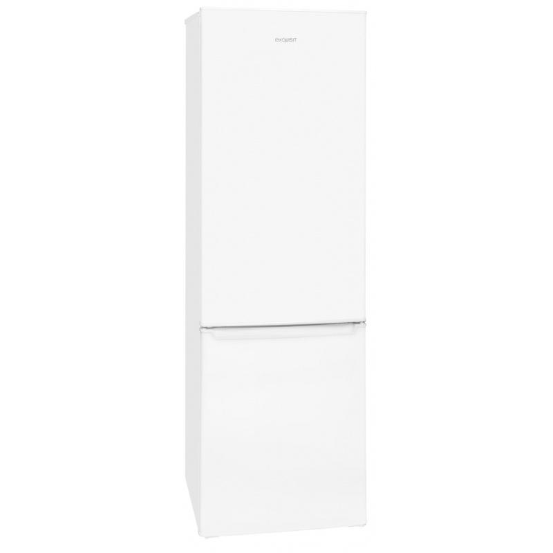 Combina frigorifica Exquisit KGC 241/60-4 A++, clasa A++, 232 L NoFrost, Alb