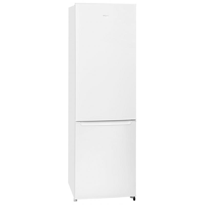 Combina frigorifica Exquisit KGC 265/70-1 A++, clasa energetica A++, volum net 264 L, No Frost, Alb