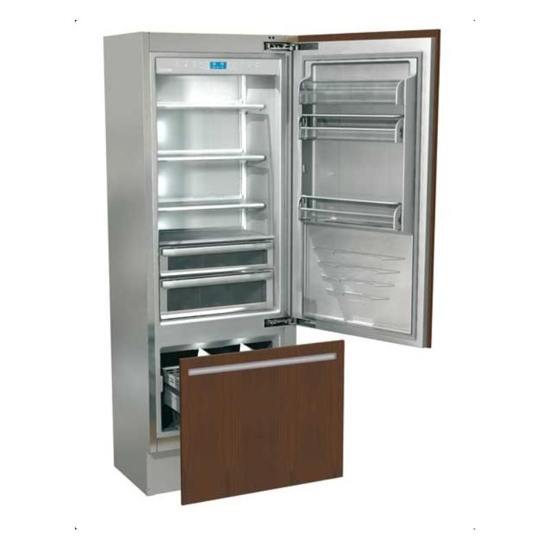 Combina frigorifica incorporabila Fhiaba S7490TST Integrated60, clasa A+, 370 l, inox