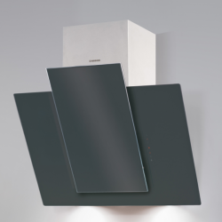 Hota decorativa Nodor NOSTRUM ANTRAZIT, C, 90 cm, 200 W