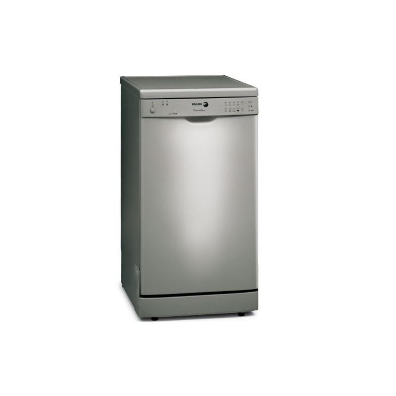 Masina de spalat vase Fagor 2LF-454X, A+, 5 programe de spalare, 222 kWh/an, inox