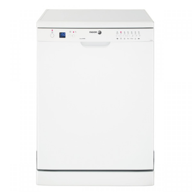 MASINA DE SPALAT VASE FAGOR LFF1330W, A+, 7 programe, 290 kWh/an, alb
