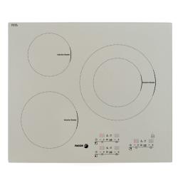 Plita cu inductie Fagor IF-30CLX, 7200 W, 3 zone de gatit, ceramica