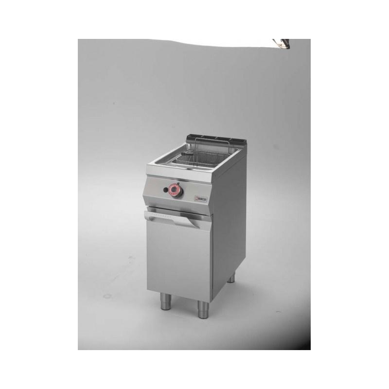 Friteuza simpla Desco Italia, YAMFRE71MD0 electrica cu 9+ 9 L