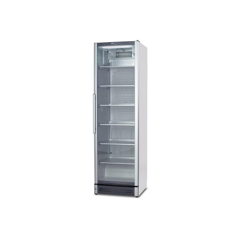 Vitrina frigorifica bauturi Tecfrigo DRINK 380, capacitate 379L, temperatura +2/+10°C, gri