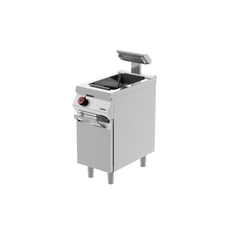 Aparat electric Desco Italia CCE71MA0 , mentinere cartofi calzi, cu suport inchis