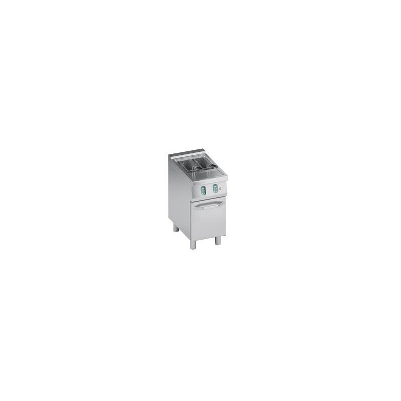 Friteuza electrica, Ata Italia K7EFE0507 ,seria 700 cu 2 cuve 9L+ 9 L si suport inchis