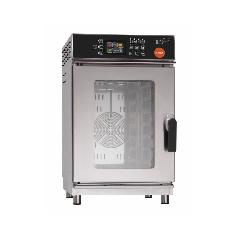 Cuptor electric cu convectie Primax Italia, DTE107, combisteamer 7 GN1/1 , Slim