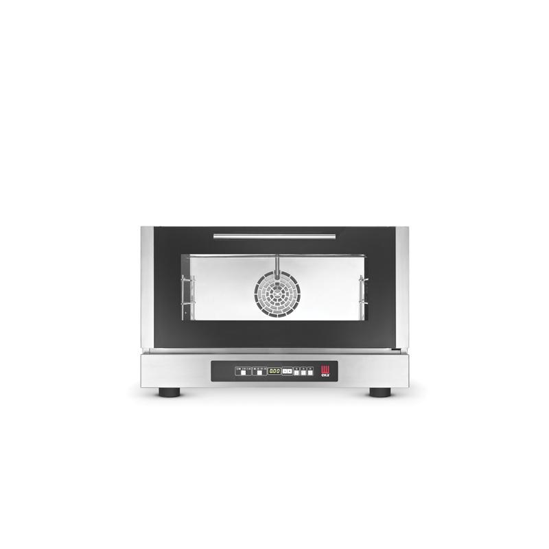 Cuptor electric gastronomic Eka Italia, EKF 364 D UD combi-steamer Evolution,3 tavi, control digital