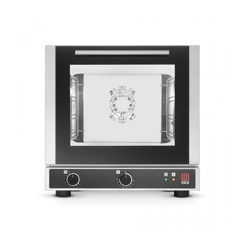 Cuptor electric gastronomic Eka Italia, EKF 423 P combi-steamer Evolution, 4 tavi, control electromecanic