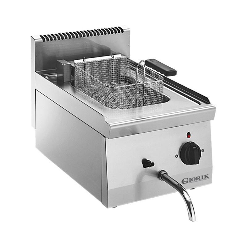 Friuteuza electrica, Giorik, LFE6783 , GIO 60, 1 cuva, 10 litri