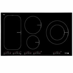 Plita cu inductie Fagor IF-ZONE90S, 1180 W, 5 zone de gatit, negru